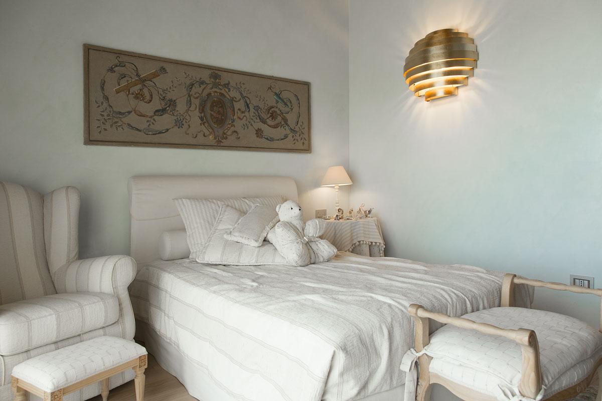 Soffitto gesso decorazione - Decori pareti camerette ...